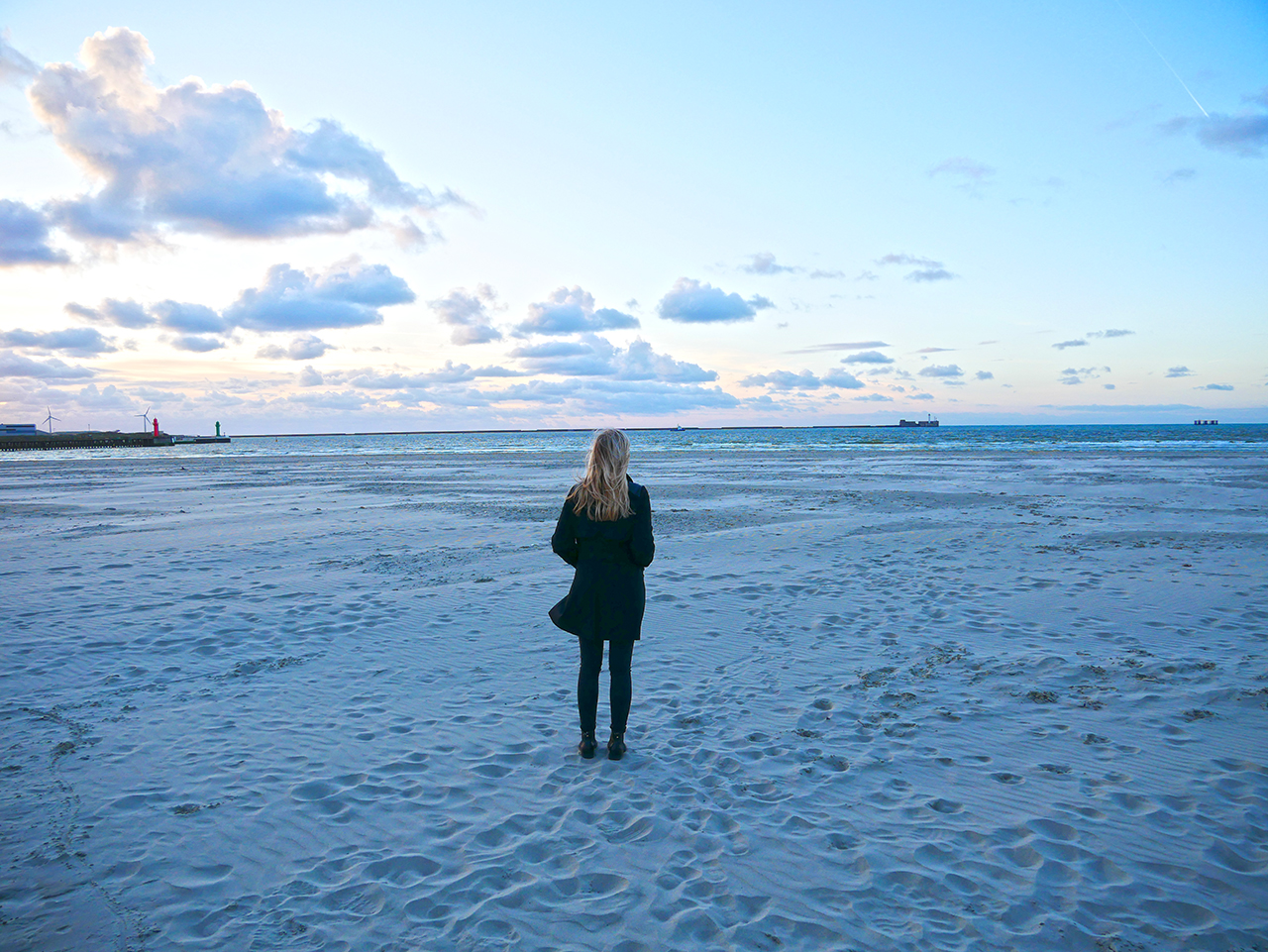 Boulogne sur mer plage