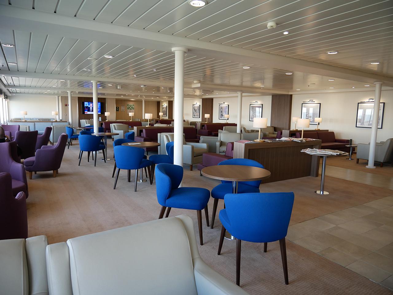 DFDS Seaways Premium Lounge