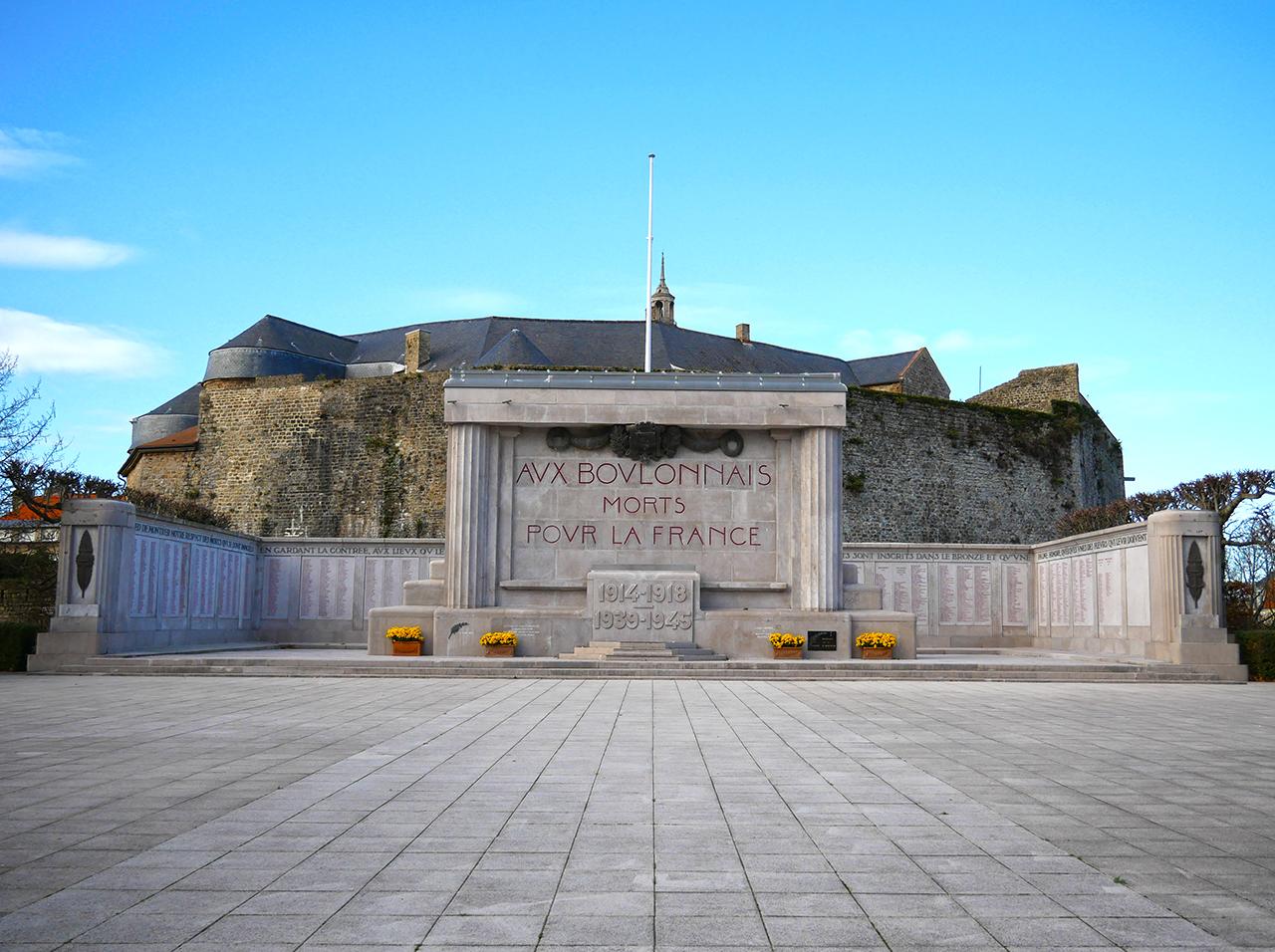 War Memorial Boulogne
